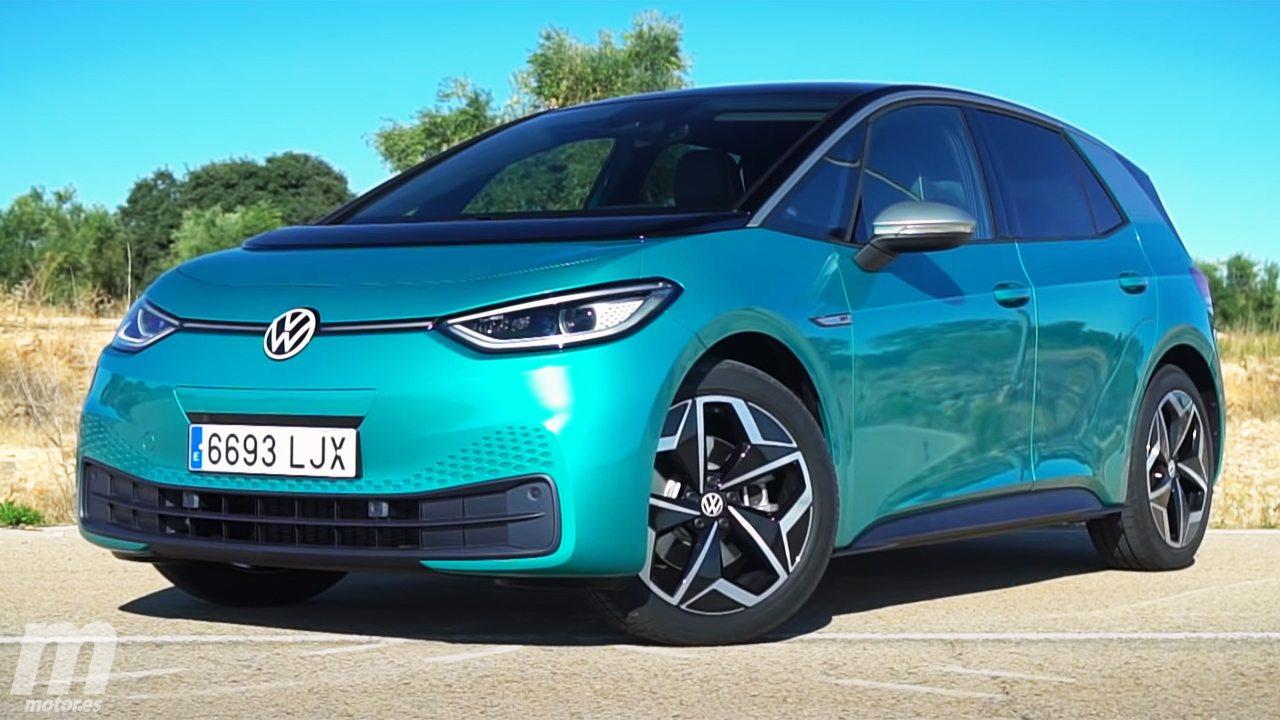 Los 10 coches eléctricos más vendidos en diciembre de 2020