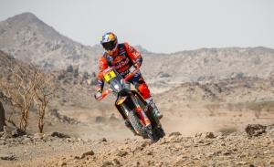 Complicada jornada para los españoles en la tercera etapa del Dakar