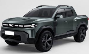 Dacia Bigster, ¿la base para un nuevo pick-up de precio asequible?