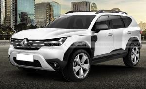 ¿Un Dacia Bigster bajo la marca Renault? Atención a estas recreaciones