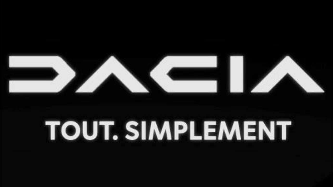 El nuevo logo de Dacia