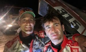 El Dakar no respeta a las grandes leyendas, Romain Dumas bien lo sabe