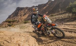 El Dakar termina en Jeddah con una especial recortada de 202 kilómetros