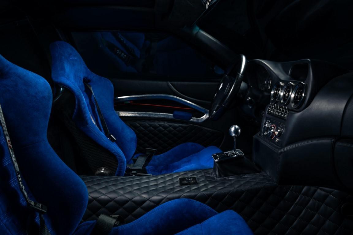 Foto Ferrari Breadvan Hommage de Niels van Roij - exterior