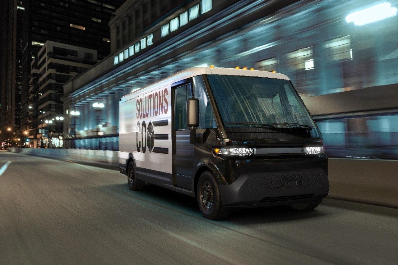 General Motors presenta BrightDrop, su marca de comerciales eléctricos