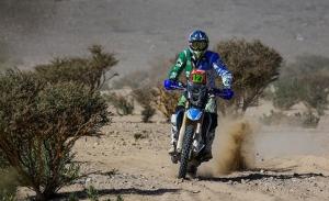 El hidrógeno no salva a Willy Jobard de ser, otra vez, el primer abandono del Dakar