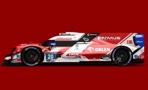 High Class contará con Robert Kubica y Ferdinand Habsburg en Daytona
