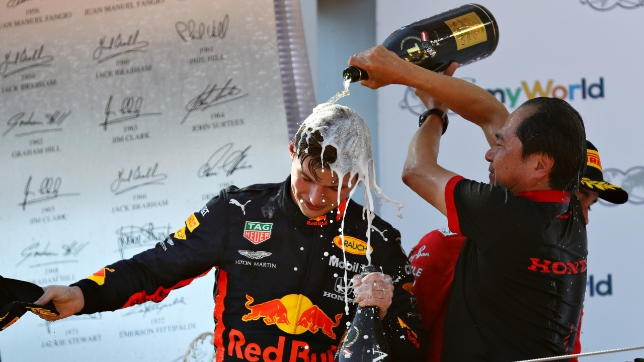 Honda quiere el título en la temporada de su despedida de la F1