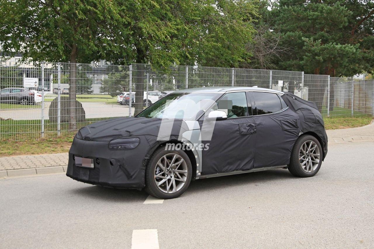 El CEO de Hyundai felicita 2021 confirmando los crossovers eléctricos de Genesis y KIA