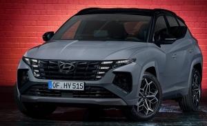 Hyundai Tucson N Line 2021, un toque deportivo para el renovado SUV coreano