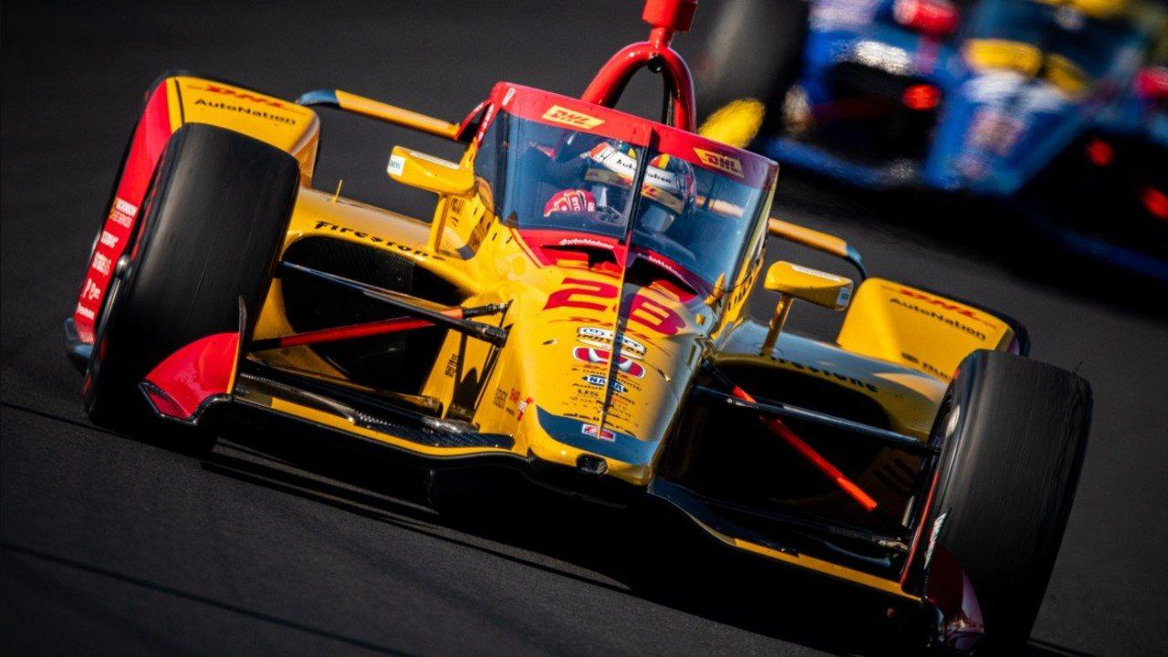 Ryan Hunter-Reay renueva un año más con Andretti Autosport