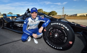 Álex Palou quinto en los test de Sebring liderados por Alexander Rossi