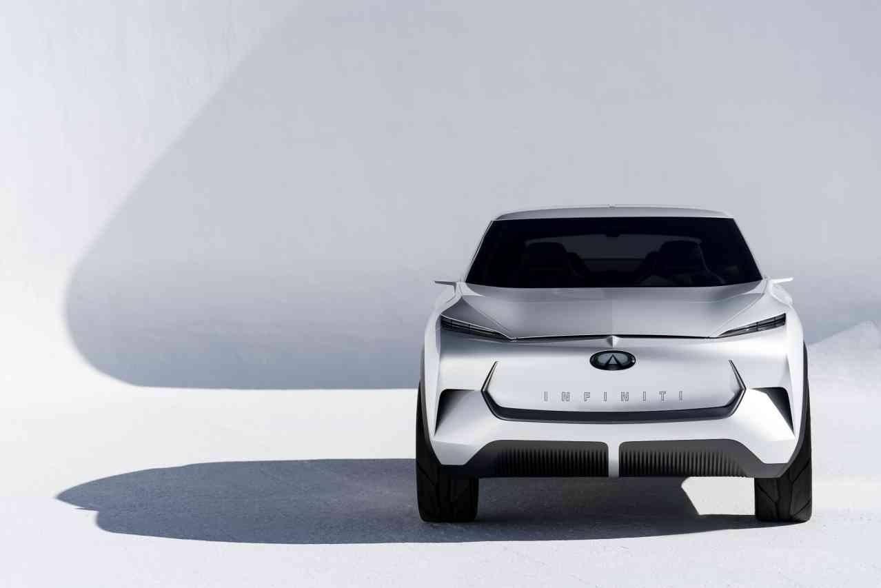 Infiniti registra el nombre I-Power para sus futuros eléctricos