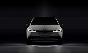 Tres nuevos teasers descubren el diseño vanguardista del IONIQ 5 2021