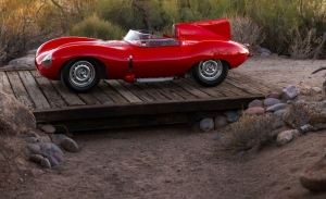 El Jaguar D-Type ex-Bernie Ecclestone vuelve a subasta casi a mitad de precio