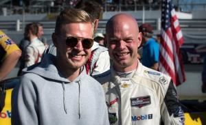Kevin Magnussen ve difícil correr las 24 Horas de Le Mans con su padre