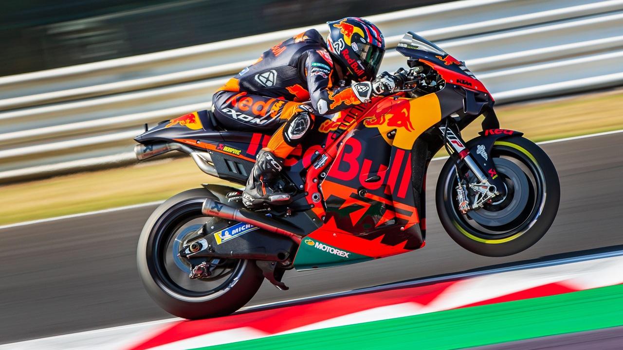 KTM renueva con MotoGP hasta 2026, pero Red Bull abandona Tech 3