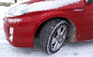 La borrasca Filomena nos recuerda a los conductores qué es la nieve y el hielo