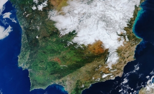 Madrid fue la ciudad europea con el aire más contaminado, antes de Madrid Central