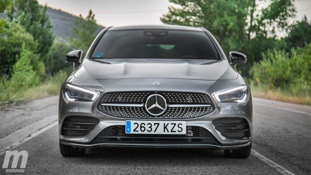 Mercedes, la marca de coches premium más vendida en España en 2020