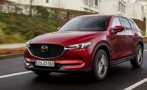 Mazda CX-5 2021, el SUV japonés mejora su eficiencia y nivel de conectividad