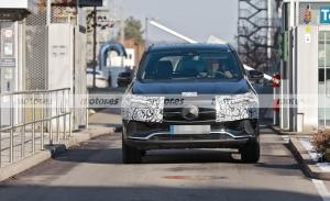 El Mercedes EQA 250 se deja ver en sus últimas fotos espía y pruebas