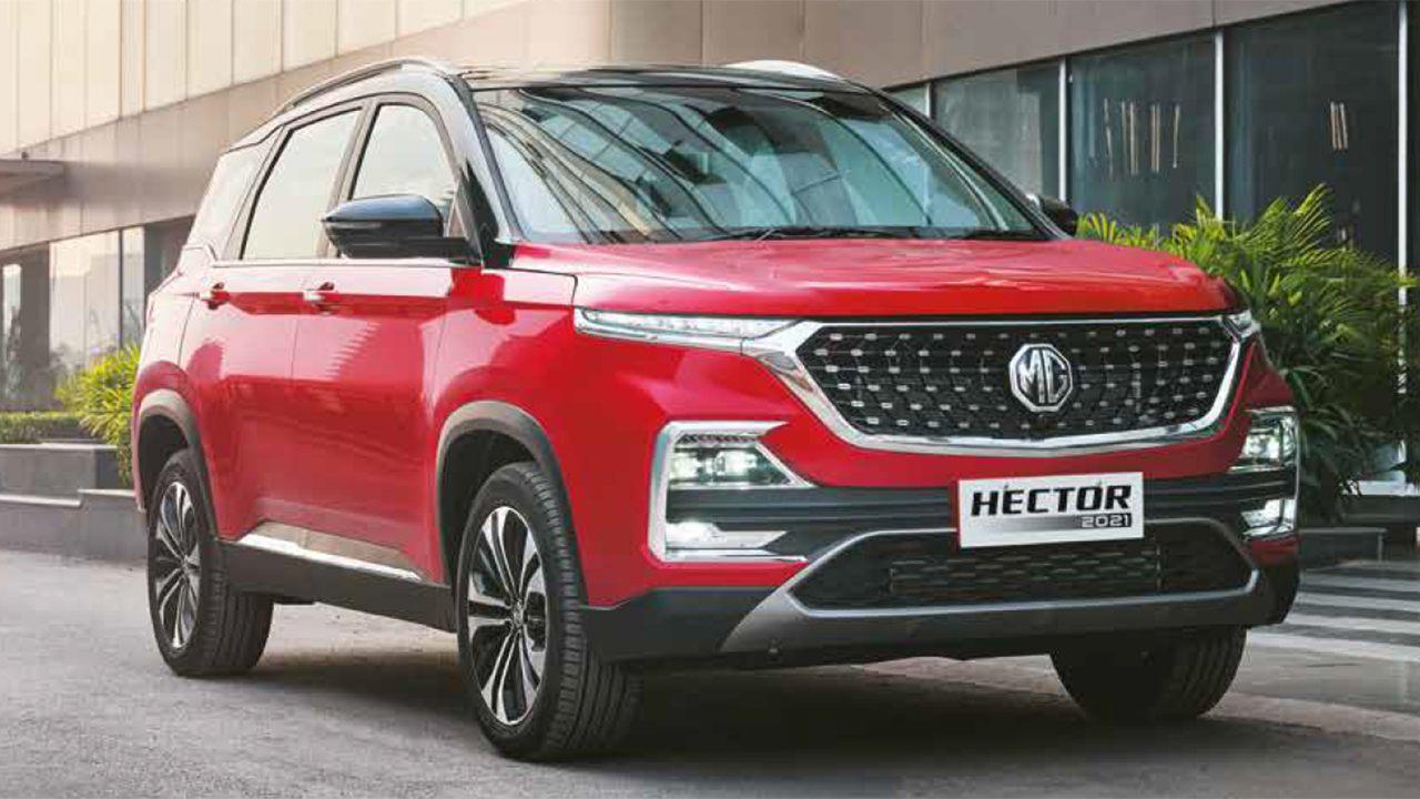 MG Hector 2021, desvelada la puesta a punto del exitoso SUV de Morris Garage