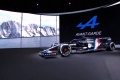 Alpine presents its F1 project with Alonso at the controls of the A521