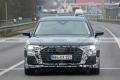Primeras fotos espía del Audi A8 Facelift 2022, la berlina de lujo será más deportiva