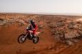 Benavides y Cornejo acercan el Dakar a Honda tras la baja de Price