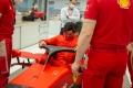 El deseo de Carlos Sainz para 2022: «Espero y rezo por ello»