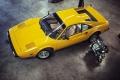 El Ferrari 308 GTB más potente del mundo tiene un 4 cilindros turbo de Honda