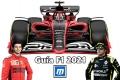 Guía completa F1 2021: presentaciones, test, calendario, equipos y pilotos