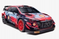 Hyundai Motorsport también desvela la nueva librea del i20 WRC Coupé