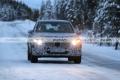 El futuro Mercedes GLC 2022 posa en unas nuevas fotos espía en las pruebas de invierno