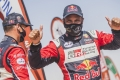 Nasser Al-Attiyah conquista su tercer triunfo consecutivo de etapa