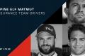Negrao, Vaxivière y Lapierre, pilotos del LMP1 de Alpine en el WEC