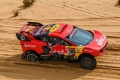 Sébastien Loeb también se muestra crítico con la normativa del Dakar