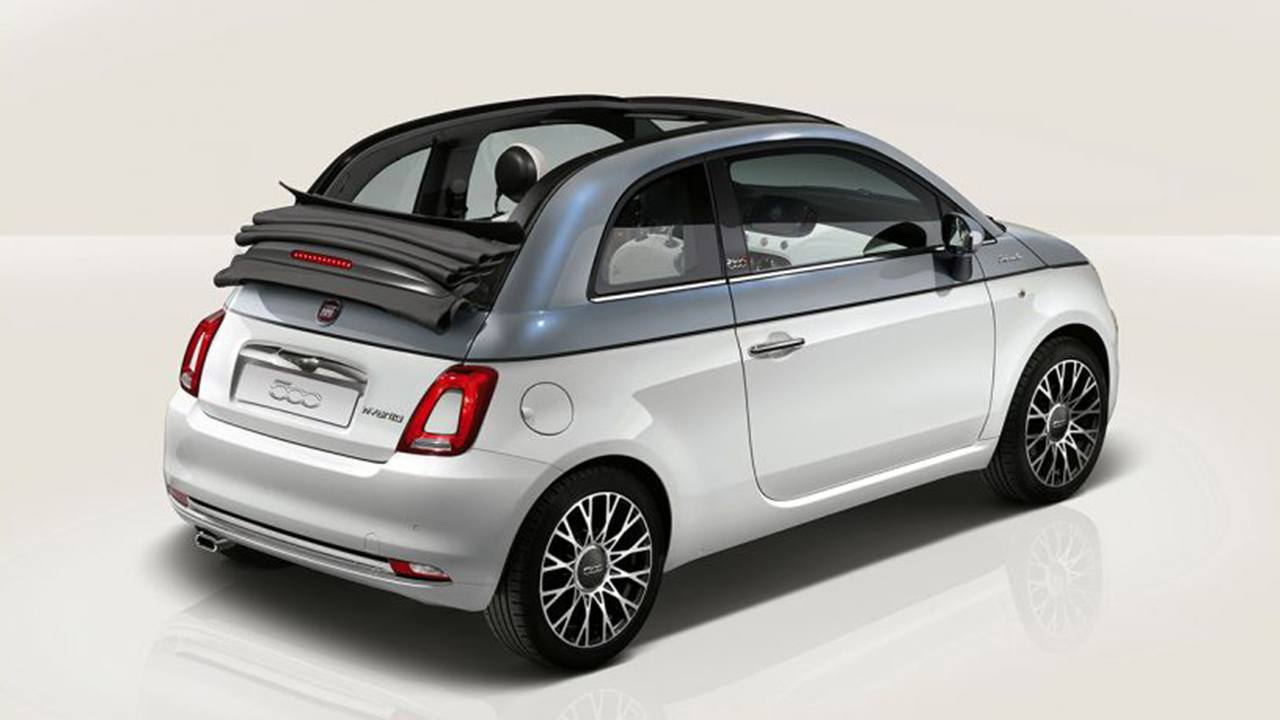 FIAT 500 Dolcevita 2021 - posterior