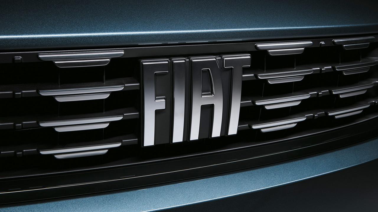 FIAT Tipo Sedán 2021 - parrilla