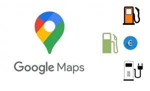 Google Maps: así puedes consultar el precio de la gasolina