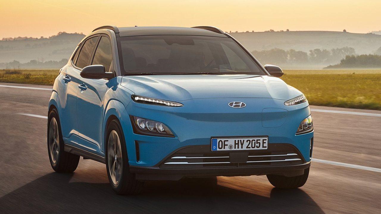 Hyundai Kona Eléctrico 2021, gama y precios del renovado SUV eléctrico