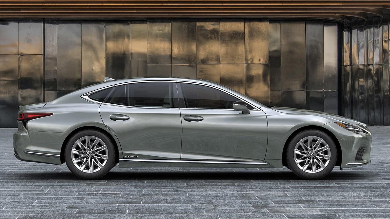 Lexus LS 500h 2021 - lateral