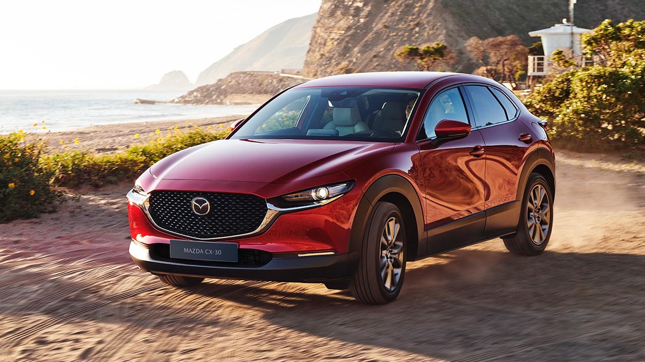 El Mazda CX-30 estrena la gama 2021 con nuevos motores, ¡y ya sabemos sus precios!
