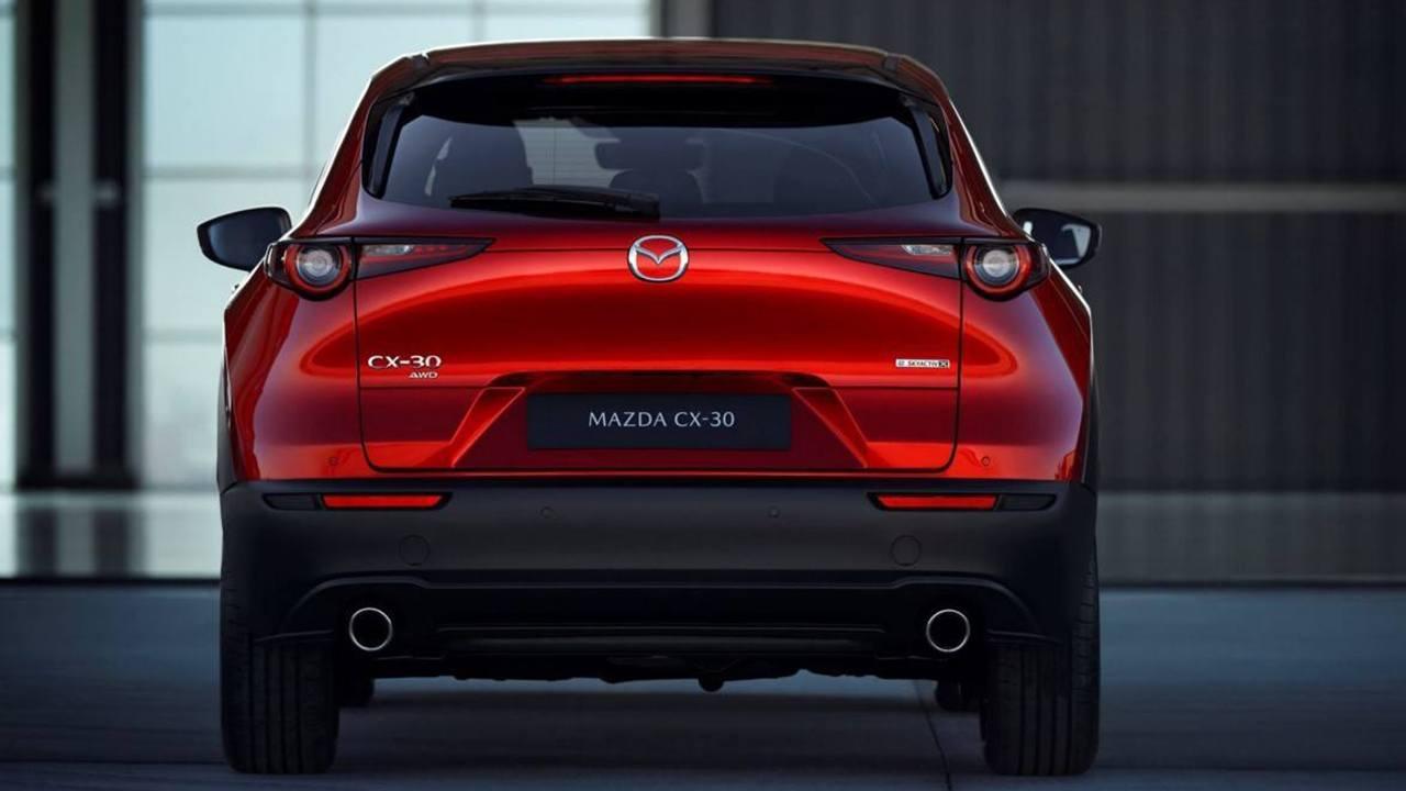 Mazda CX-30 2021 - posterior