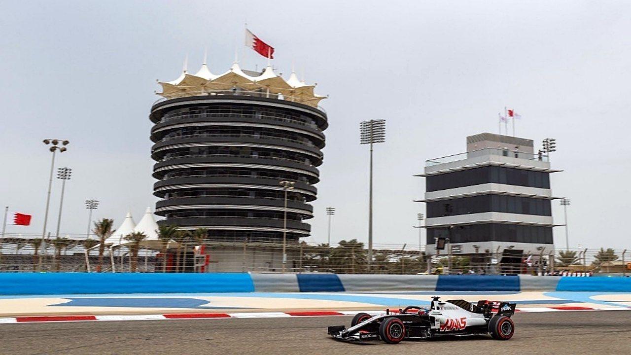 Los equipos aprueban la pretemporada 2021 de Fórmula 1 en Bahréin