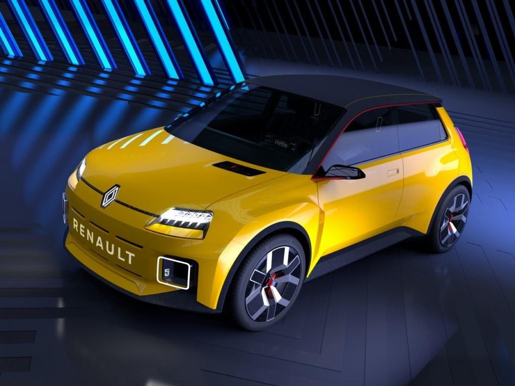 El futuro Renault 5 2024 se fabricará en Douai, la misma factoría del modelo original