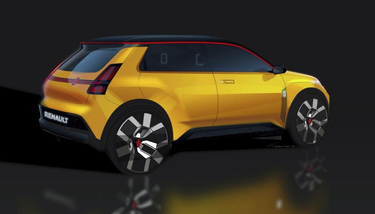 Foto Renault 5 Prototype - exterior