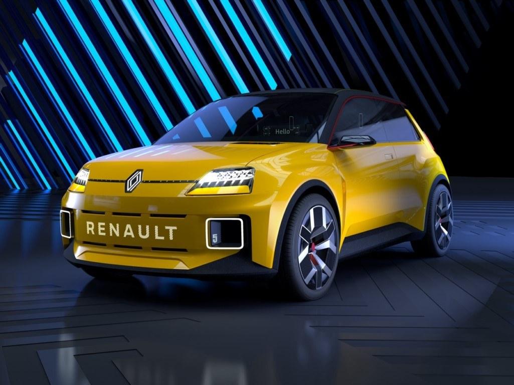 Renault 5 Prototype, un anticipo del futuro urbano eléctrico con sabor del pasado