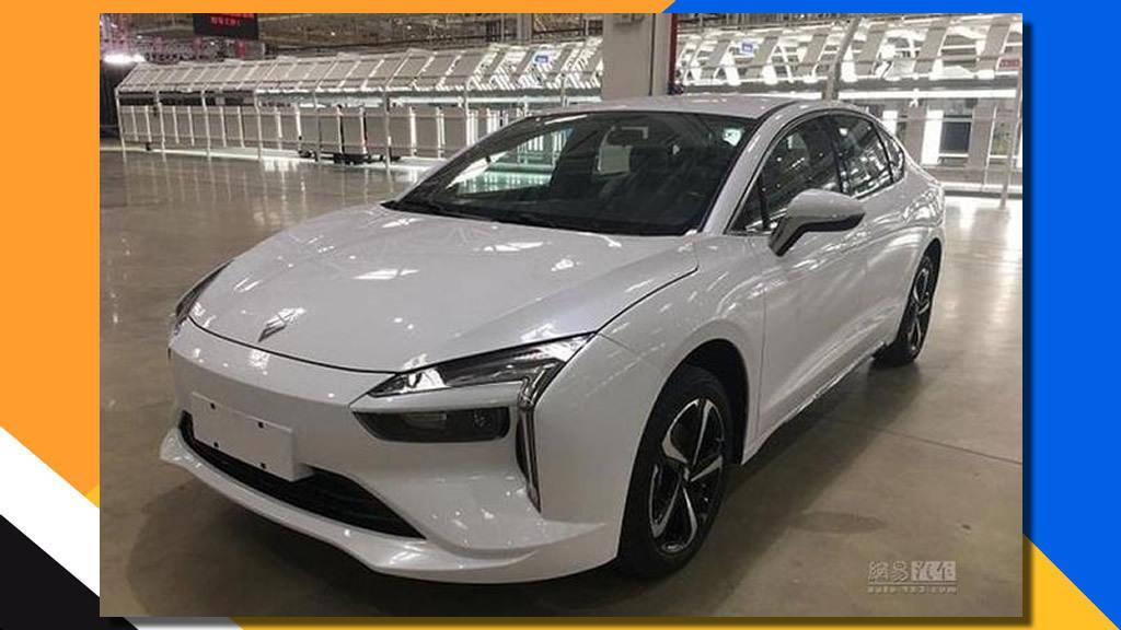 Renault-Ezoom Yi, la berlina eléctrica china que llegará a Europa en 2022